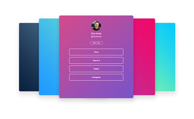 Create your Public Profile